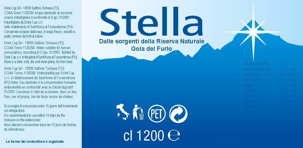 Stella DEL FURLO 1200Cl 2016